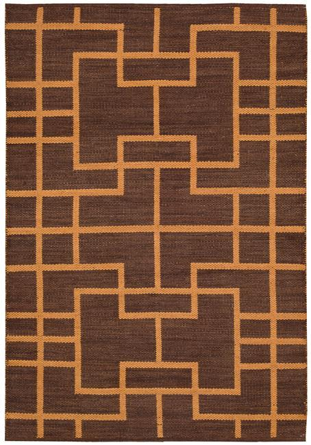 "Nourison Maze Area Rug 3'6"" X 5'6"" - Item Number: 19023"