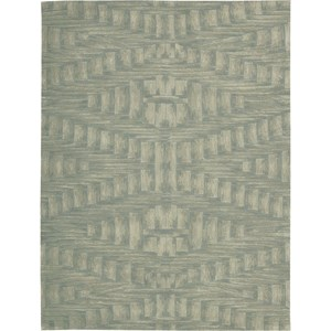 "Nourison Moda 5'6"" x 7'5"" Breeze Area Rug"