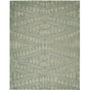"Nourison Moda 7'6"" x 9'6"" Breeze Area Rug"