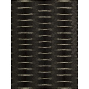 Nourison Moda 8' x 11' Onyx Area Rug