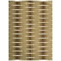 Nourison Moda 8' x 11' Khaki Rectangle Rug - Item Number: MOD04 KHA 8X11