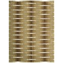 "Nourison Moda 9'6"" x 13'6"" Khaki Rectangle Rug - Item Number: MOD04 KHA 96X136"