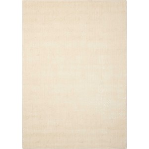 "Nourison Nepal 9'6"" x 13' Bone Rectangle Rug"