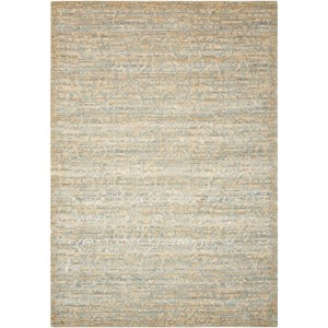 "Nourison Nepal 7'9"" x 10'10"" Sand Rectangle Rug"