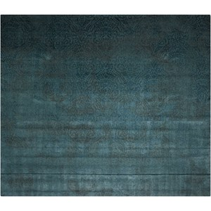 "Nourison Nightfall1 9'9"" X 13'9"" Antique Green Rug"