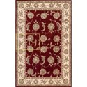 "Nourison Nourison 2000 5'6"" x 8'6"" Lacquer Rectangle Rug - Item Number: 2022 LAC 56X86"