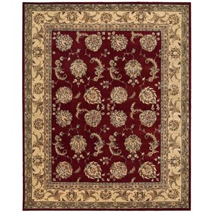 "Nourison Nourison 2000 8'6"" x 11'6"" Lacquer Rectangle Rug"