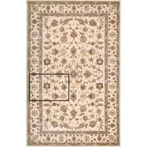 "Nourison Nourison 2000 7'9"" x 9'9"" Ivory Rectangle Rug"