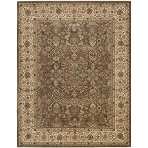 "Nourison Nourison 2000 9'9"" x 13'9"" Mushroom Rectangle Rug"