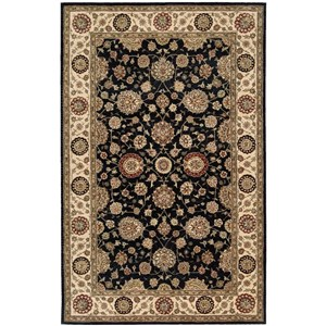 "Nourison Nourison 2000 5'6"" x 8'6"" Midnight Rectangle Rug"