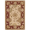 Nourison Nourison 2000 2' x 3' Camel Rectangle Rug - Item Number: 2205 CAM 2X3