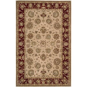 "Nourison Nourison 2000 5'6"" x 8'6"" Camel Rectangle Rug"
