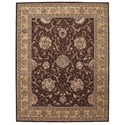 Nourison Nourison 2000 12' x 15' Brown Rectangle Rug - Item Number: 2206 BRN 12X15