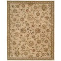 "Nourison Nourison 2000 8'6"" x 11'6"" Beige Rectangle Rug - Item Number: 2360 BGE 86X116"