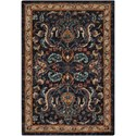 """Nourison Nourison 2020 2'6"""" X 4'2"""" Night Fall Rug - Item Number: NR204 NFALL 26X42"""