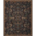 "Nourison Nourison 2020 8' X 10'6"" Night Fall Rug - Item Number: NR204 NFALL 8X106"