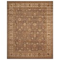 "Nourison Nourison 3000 5'6"" x 8'6"" Taupe Rectangle Rug - Item Number: 3102 TAU 56X86"