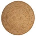 Nourison Nourison 3000 6' x 6' Beige Round Rug - Item Number: 3108 BGE 6X6