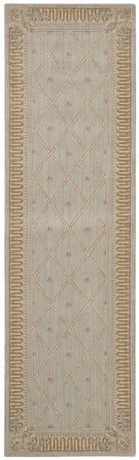 "Nourison Ashton House Area Rug 2'3"" x 8' - Item Number: 1214"