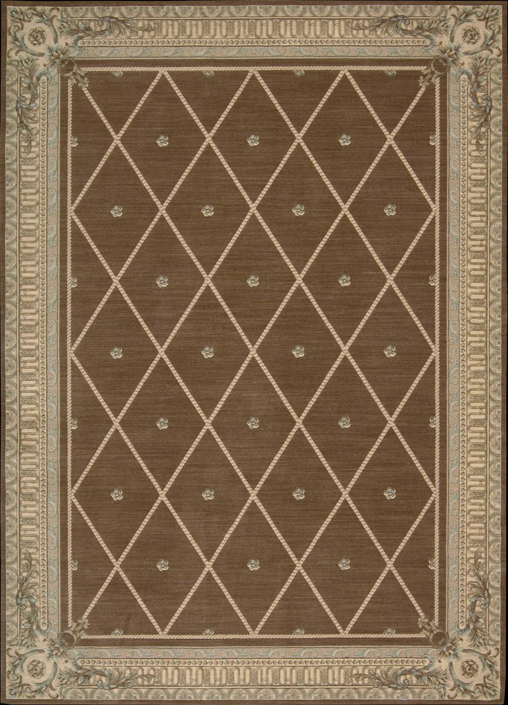 "Nourison Ashton House Area Rug 5'6"" x 7'5"" - Item Number: 1223"