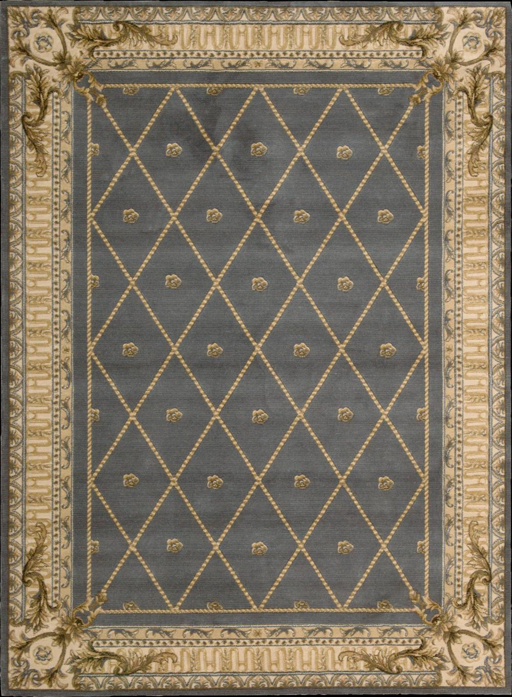 "Nourison Ashton House Area Rug 5'6"" x 7'5"" - Item Number: 13532"