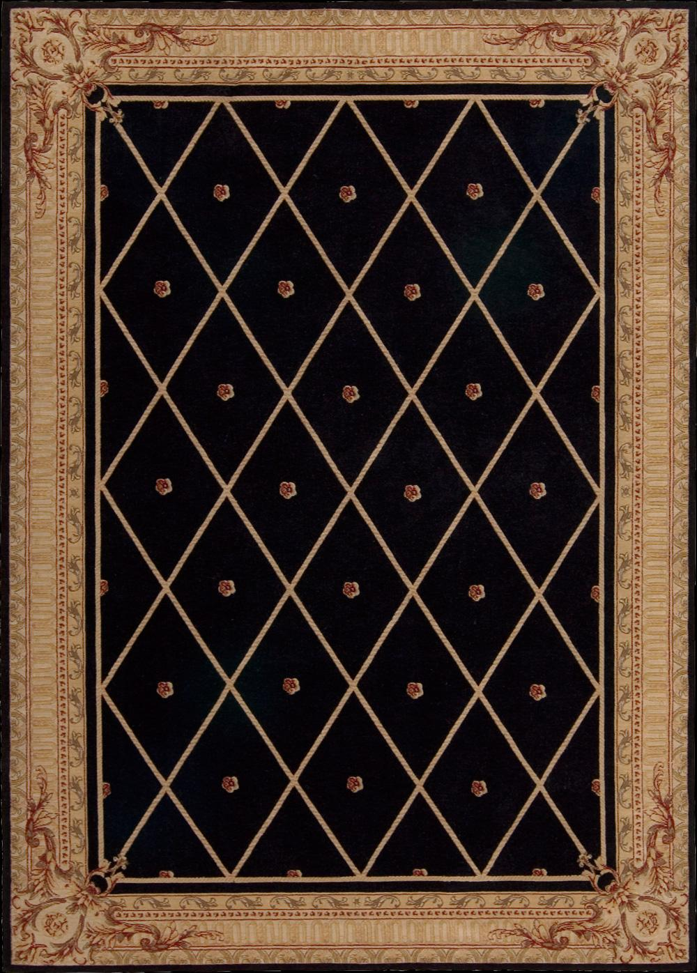 "Nourison Ashton House Area Rug 7'9"" x 10'10"" - Item Number: 26457"