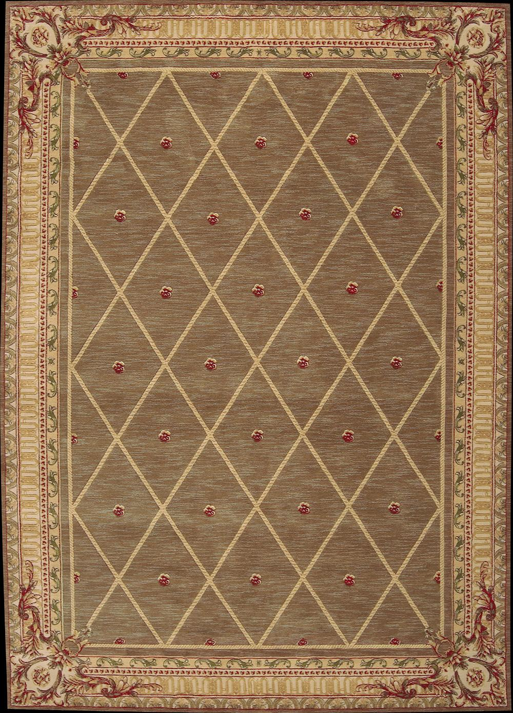 "Nourison Ashton House Area Rug 5'6"" x 7'5"" - Item Number: 32146"