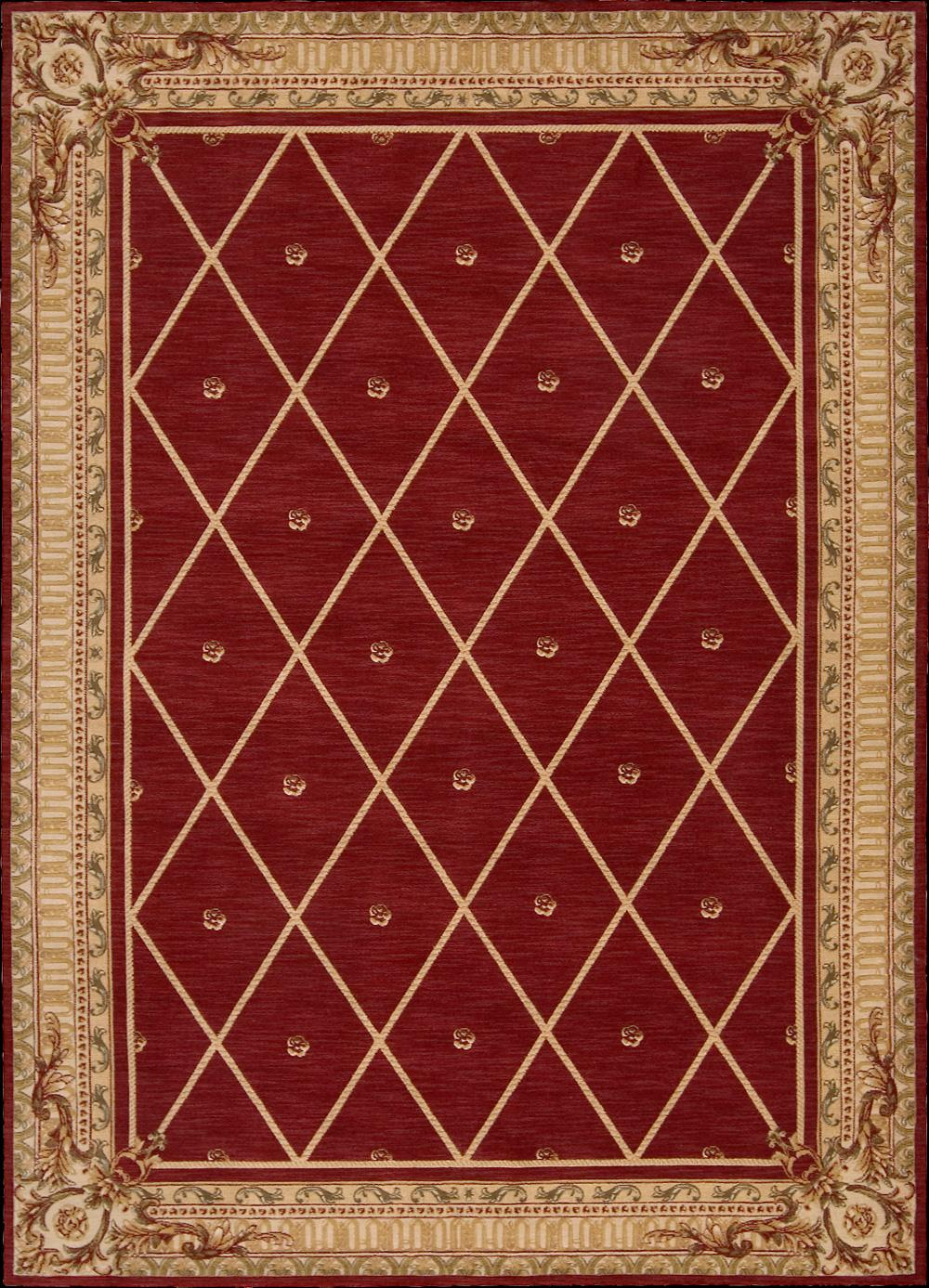 "Nourison Ashton House Area Rug 5'6"" x 7'5"" - Item Number: 32155"