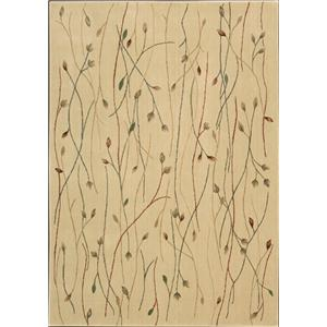 "Nourison Cambridge Area Rug 5'3"" x 7'4"""