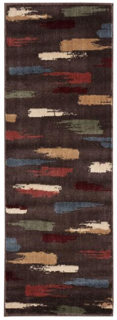 "Nourison Expressions Area Rug 2'3"" x 8' - Item Number: 1919"