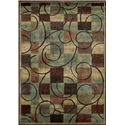 "Nourison Expressions Area Rug 3'6"" x 5'6"" - Item Number: 57802"