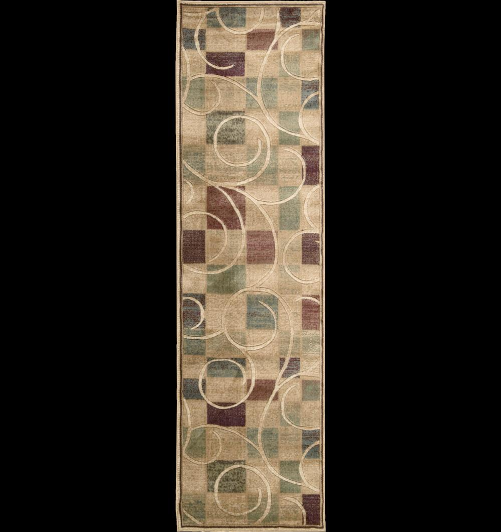 "Nourison Expressions Area Rug 2'3"" x 8' - Item Number: 57928"