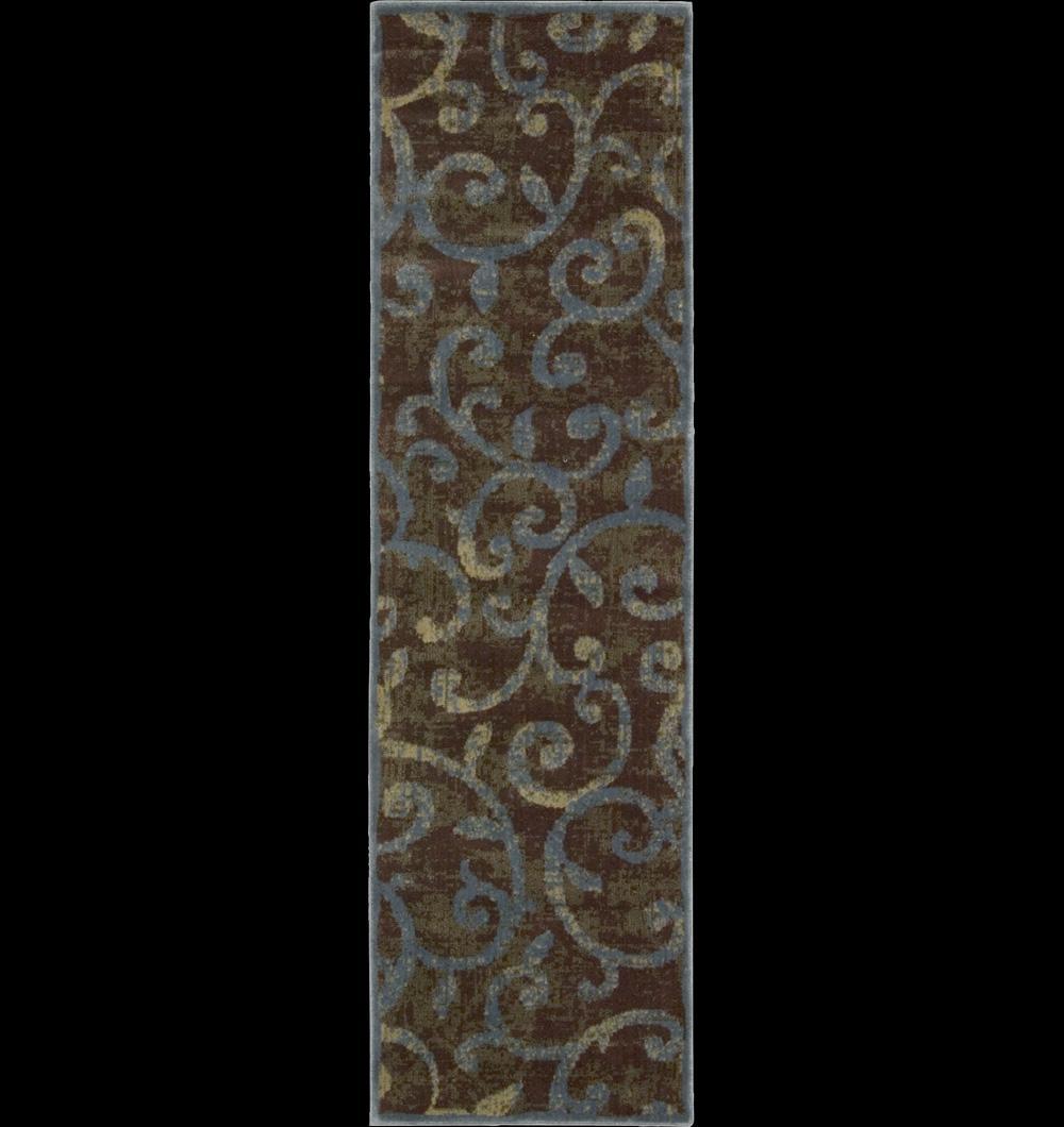 "Nourison Expressions Area Rug 2'3"" x 8' - Item Number: 57946"