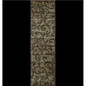 "Nourison Expressions Area Rug 2'3"" x 8'"