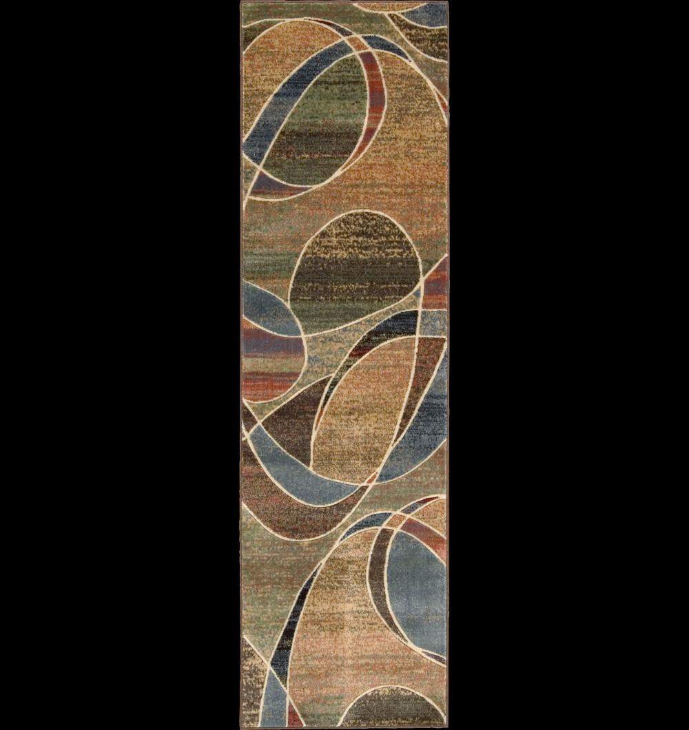 "Nourison Expressions Area Rug 2'3"" x 8' - Item Number: 58009"
