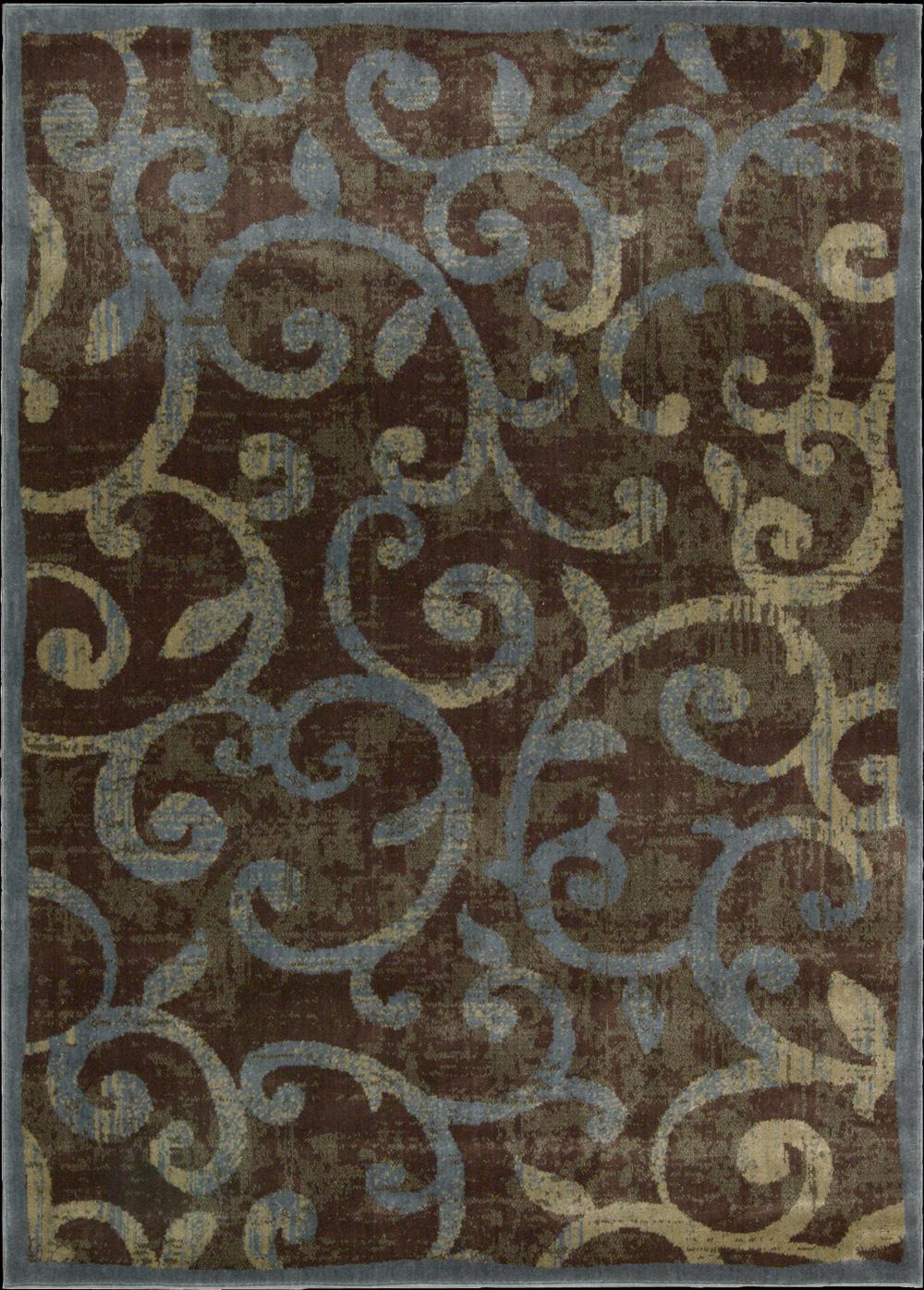 "Nourison Expressions Area Rug 9'6"" x 13'6"" - Item Number: 58405"