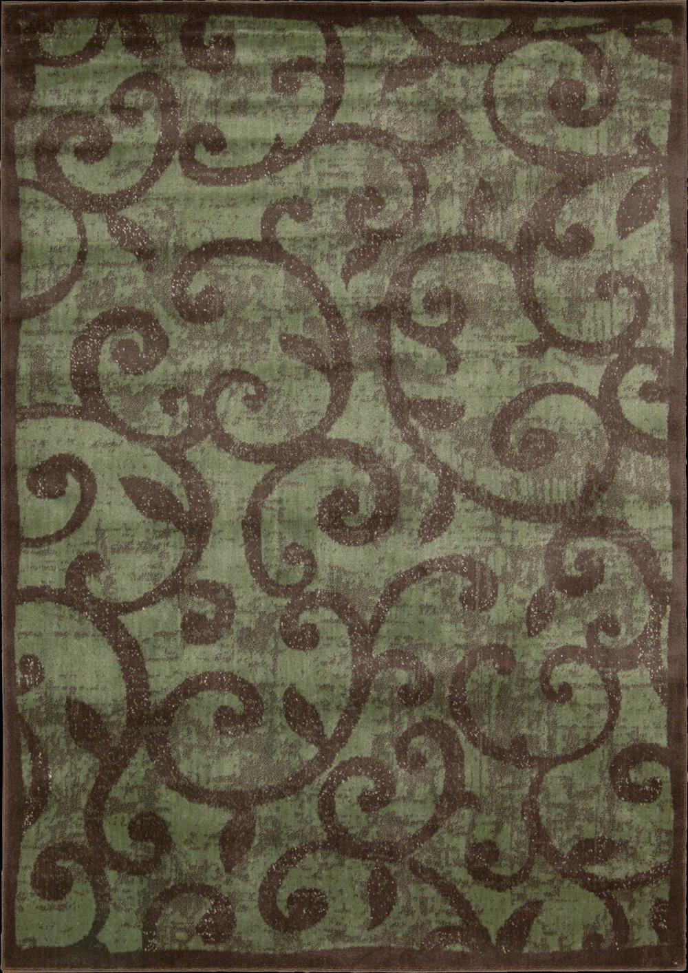 "Nourison Expressions Area Rug 5'3"" x 7'5"" - Item Number: 58495"
