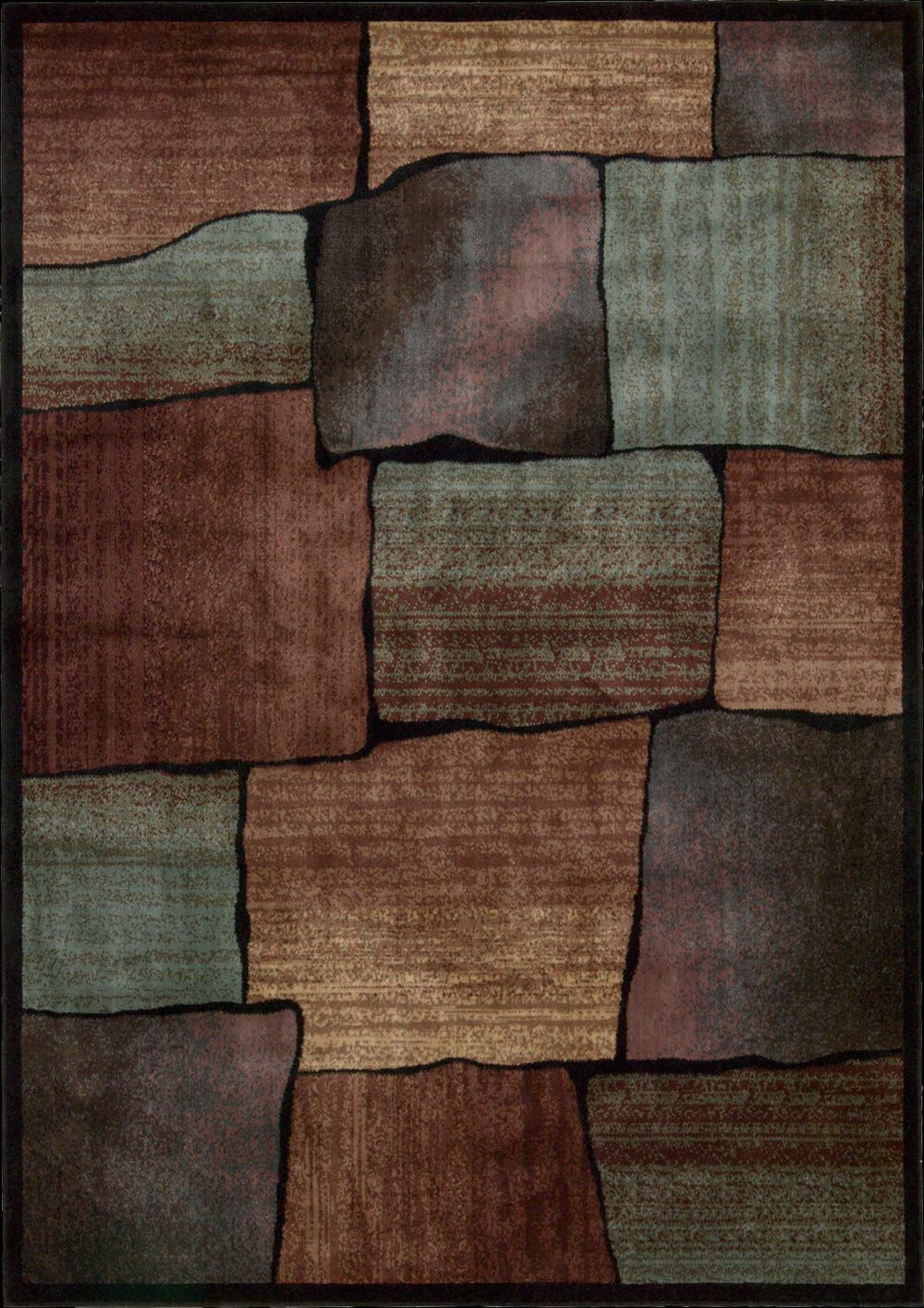"Nourison Expressions Area Rug 5'3"" x 7'5"" - Item Number: 58531"