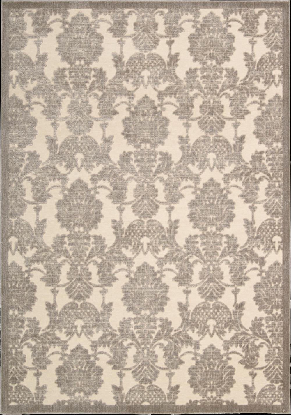 "Nourison Graphic Illusions Area Rug 3'6"" x 5'6"" - Item Number: 11798"