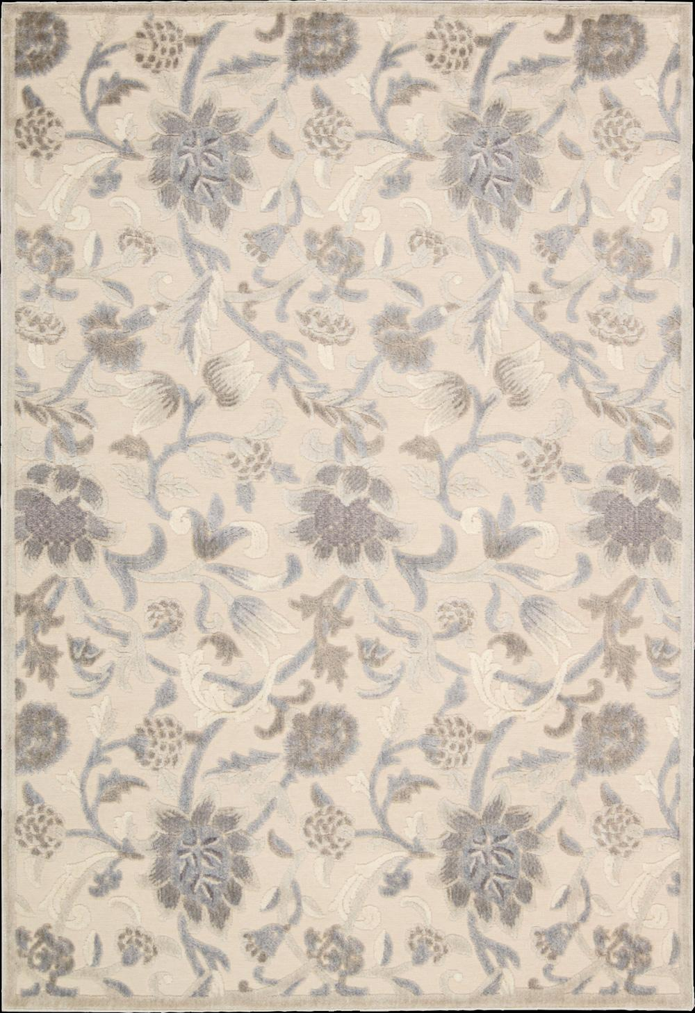 "Nourison Graphic Illusions Area Rug 5'3"" x 7'5"" - Item Number: 13072"