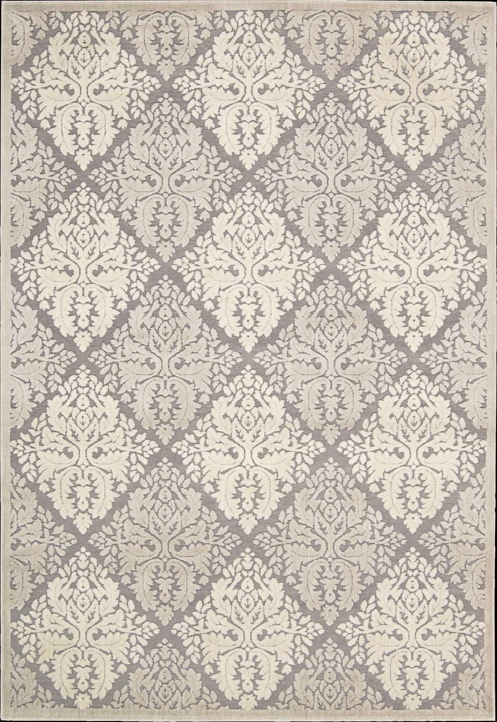 """Nourison Graphic Illusions Area Rug 5'3"""" x 7'5"""" - Item Number: 13075"""