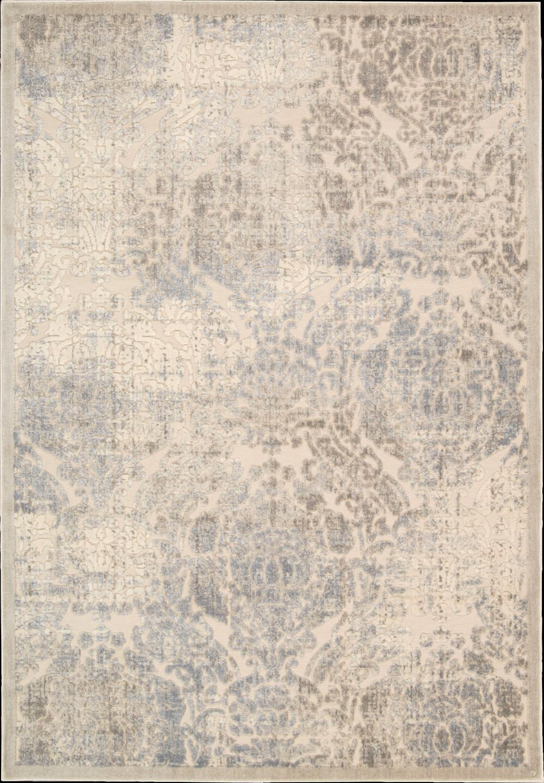 """Nourison Graphic Illusions Area Rug 5'3"""" x 7'5"""" - Item Number: 13077"""