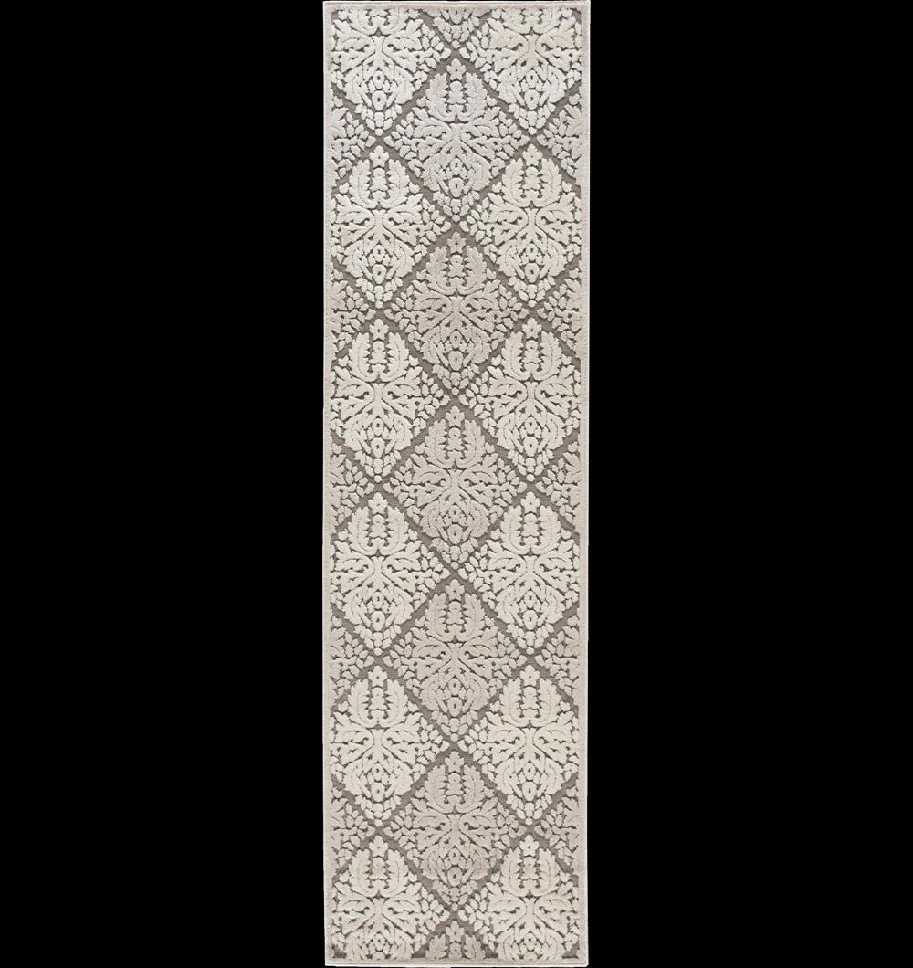 "Nourison Graphic Illusions Area Rug 2'3"" x 8' - Item Number: 13151"