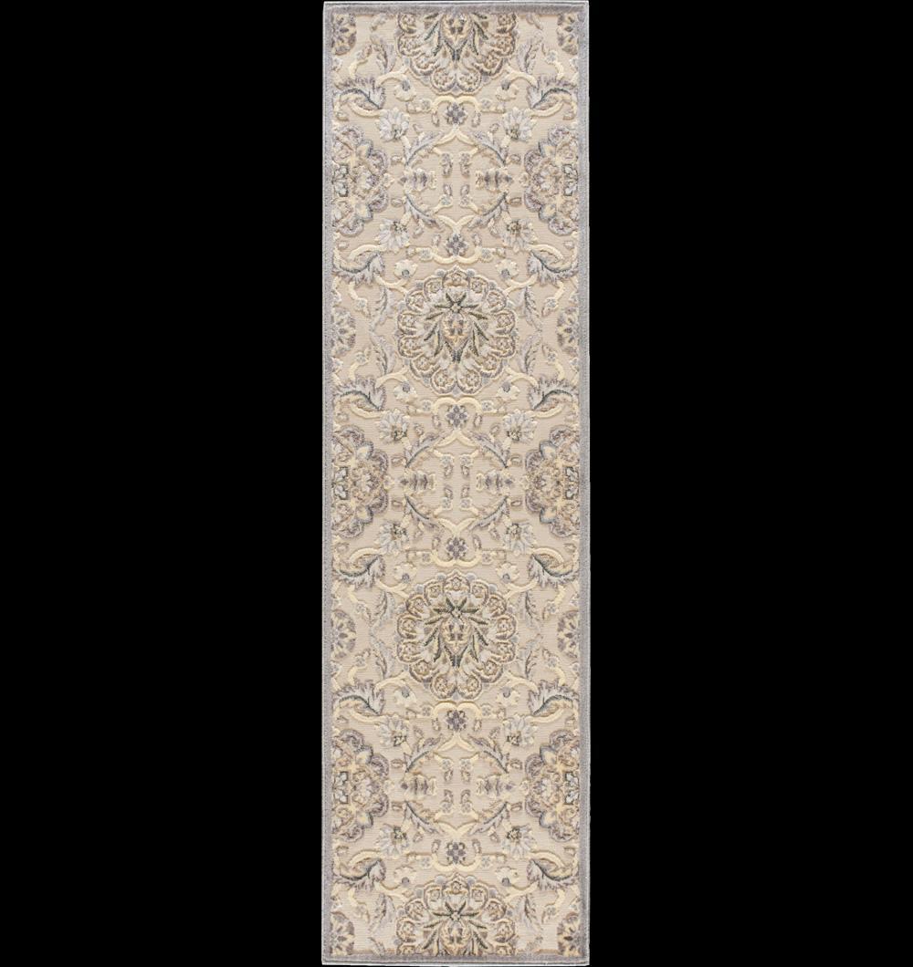 """Nourison Graphic Illusions Area Rug 2'3"""" x 8' - Item Number: 13212"""