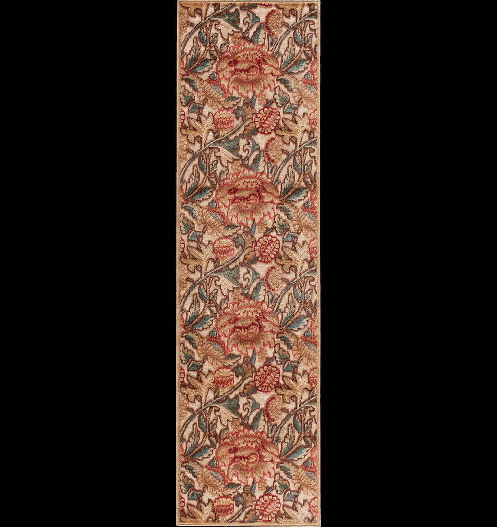 """Nourison Graphic Illusions Area Rug 2'3"""" x 8' - Item Number: 13227"""