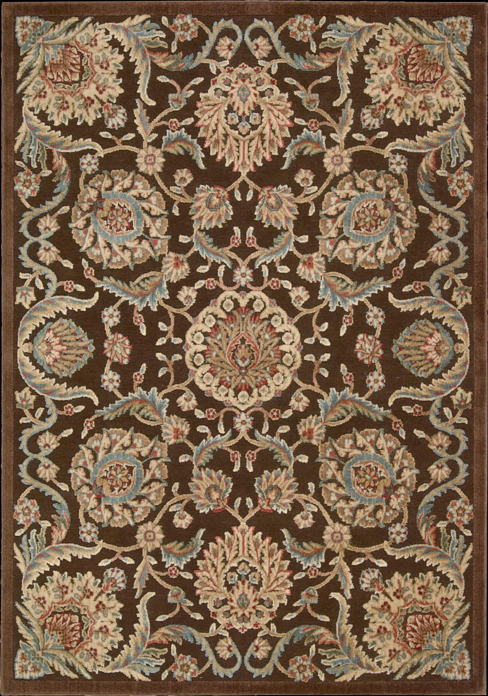"Nourison Graphic Illusions Area Rug 2'3"" x 3'9"" - Item Number: 13265"
