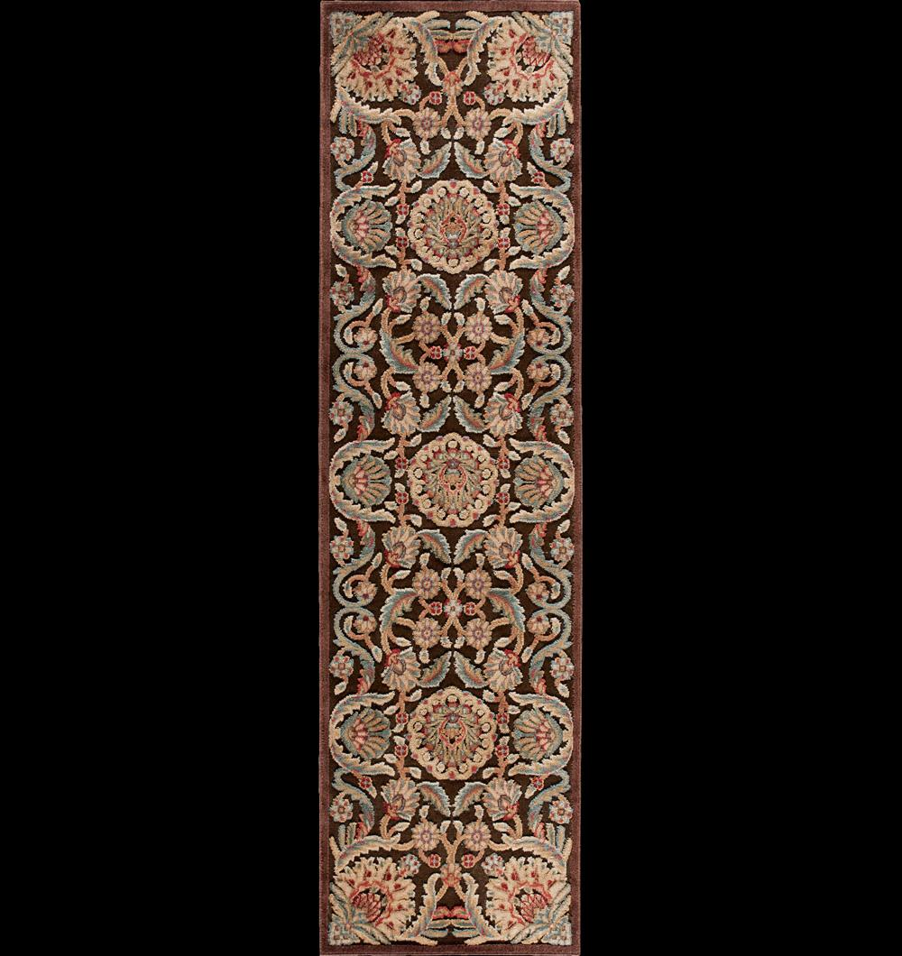 """Nourison Graphic Illusions Area Rug 2'3"""" x 8' - Item Number: 13266"""