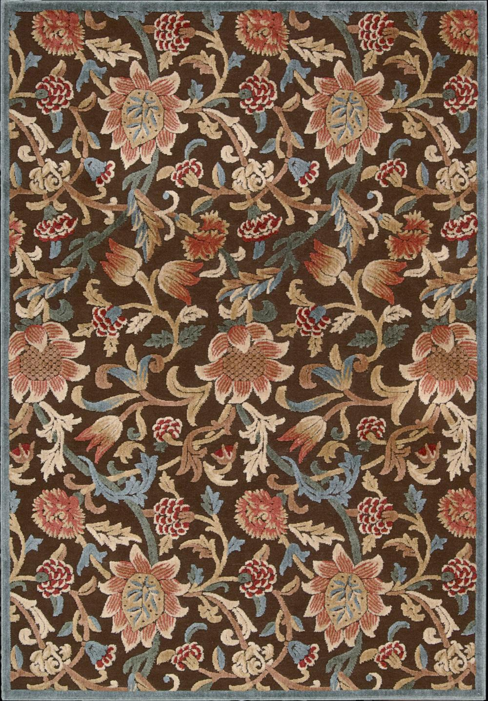 "Nourison Graphic Illusions Area Rug 2'3"" x 3'9"" - Item Number: 13275"
