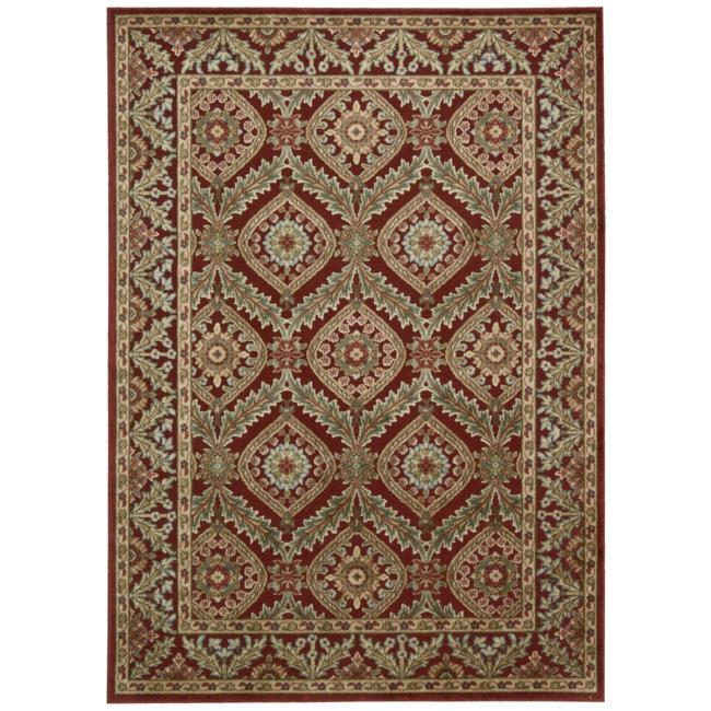 "Nourison Graphic Illusions Area Rug 2'3"" X 8' - Item Number: 14557"