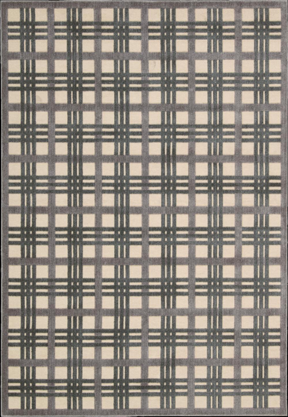 """Nourison Graphic Illusions Area Rug 3'6"""" x 5'6"""" - Item Number: 16053"""